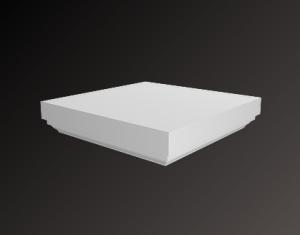 Крышка столба(плоская) 4.73.201