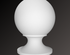 Крышка(шар) 4.77.101