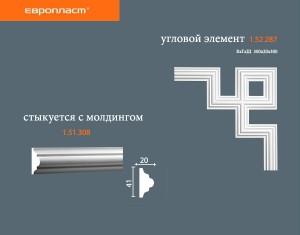 Угловой элемент 1.52.287