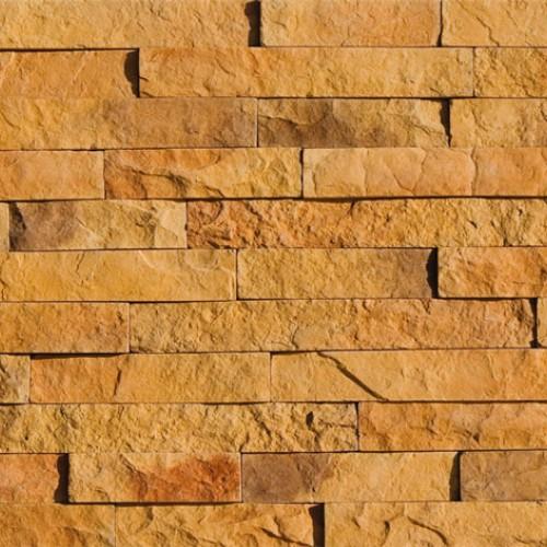 Камень для фасада дома Алтай 1
