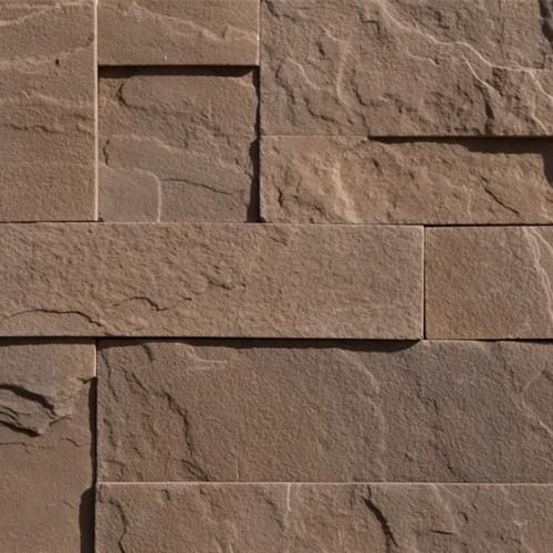 Фасадный камень коллекции Гранитный скол